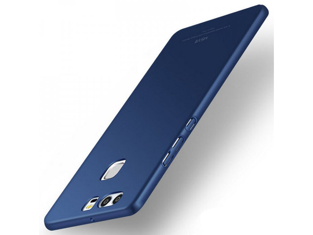 Plastový kryt (obal) pre Huawei P9 - modrý (blue)