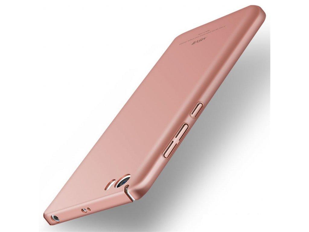 Plastový kryt (obal) pre Huawei P9 - ružový (pink)
