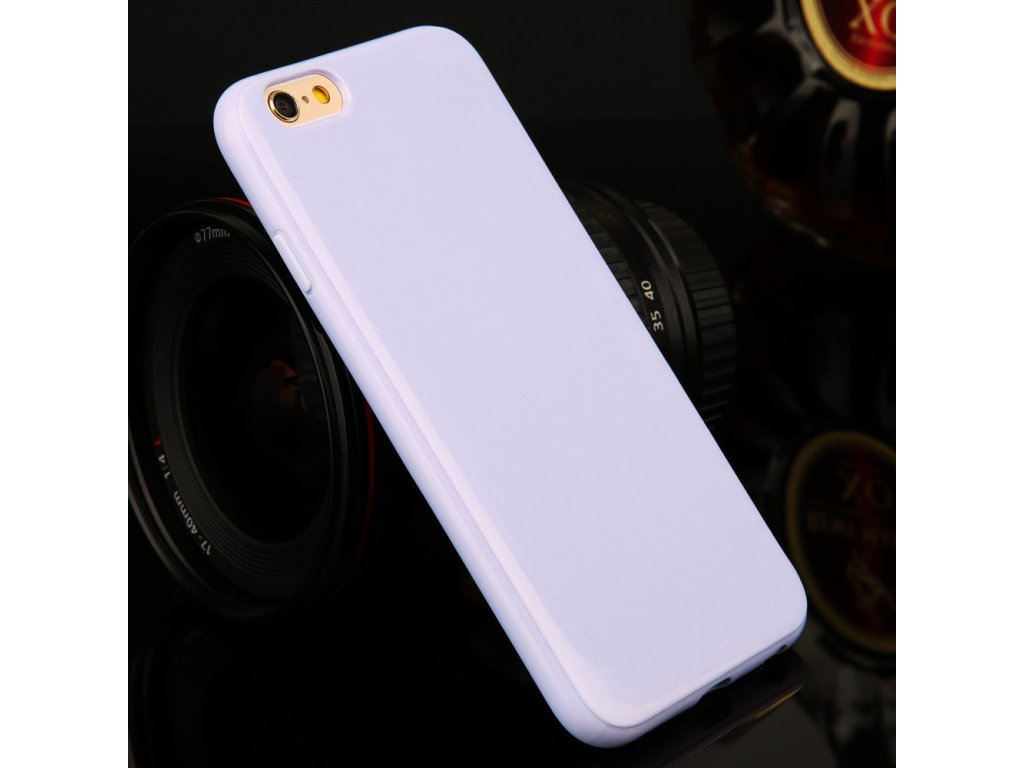Gélový kryt (obal) pre Sony Xperia M - white (biely)