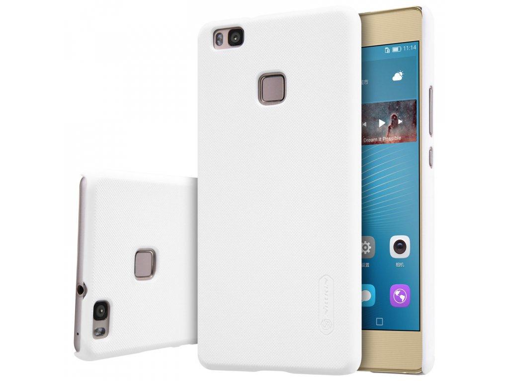 Plastový Nillkin kryt (obal) pre Huawei Ascend P9 Lite - biely (white)