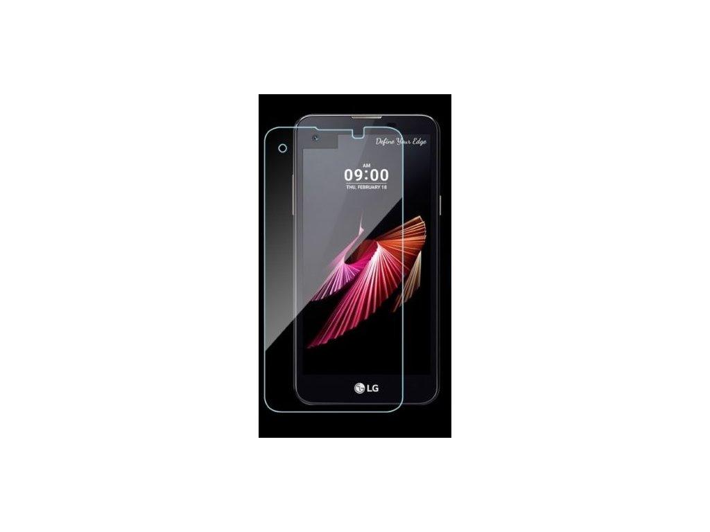 Tvrdené sklo na LG X screen