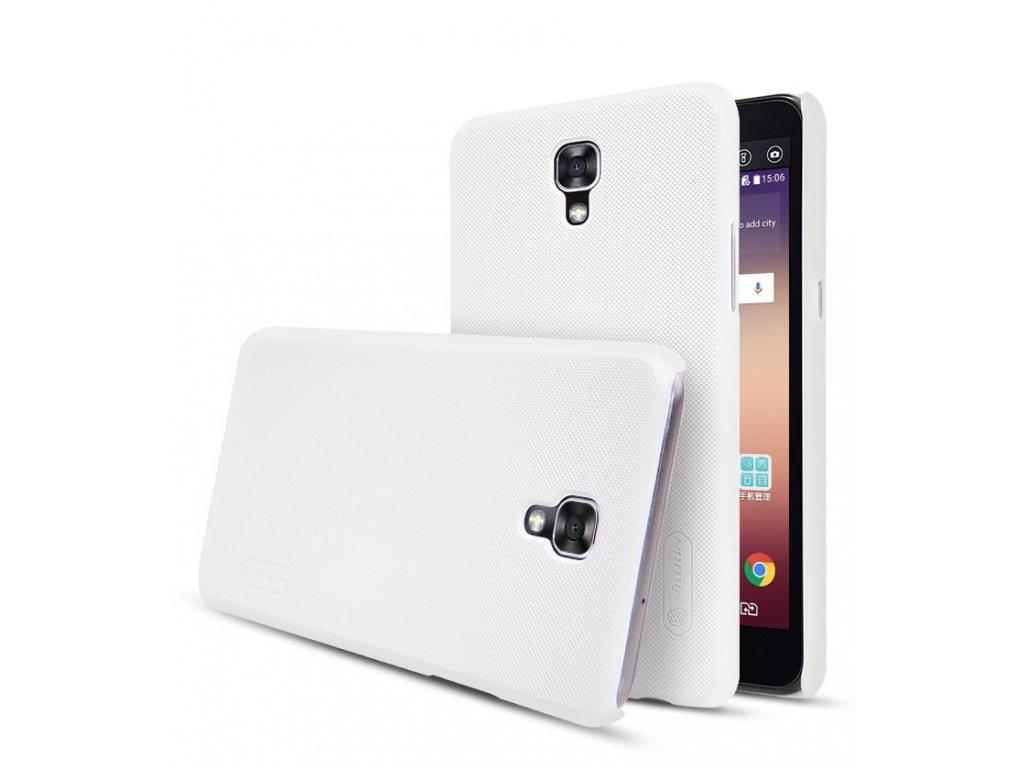 Plastový Nillkin kryt (obal) pre LG X screen - biely (white)