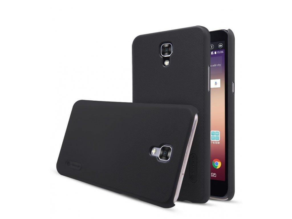 Plastový Nillkin kryt (obal) pre LG X screen - čierny (black)