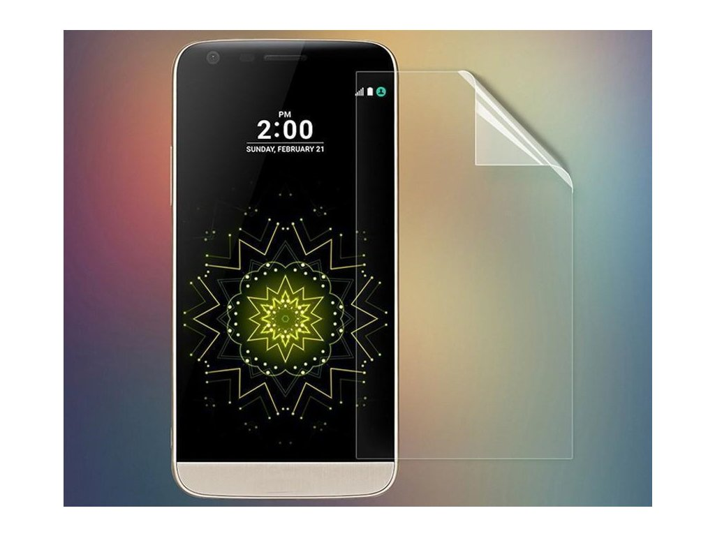 Ochranná fólia na LG G5