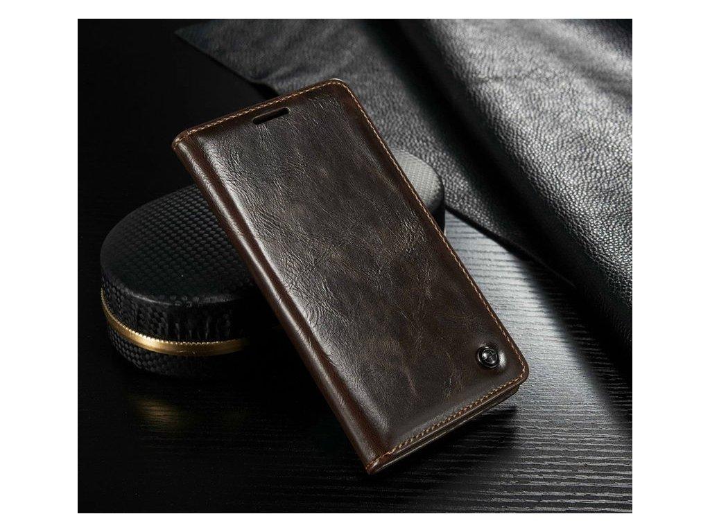 Flip Case (puzdro) pre LG G5 - hnedé (brown)