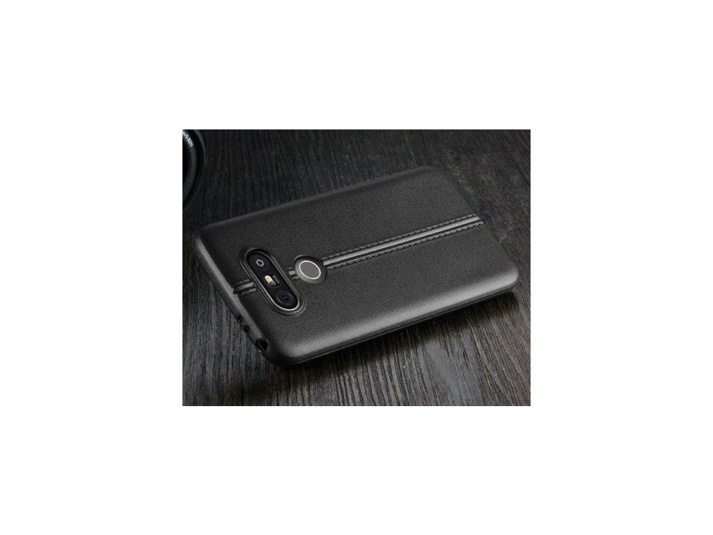 Silikónový kryt (obal) pre LG G5 - čierny (black)