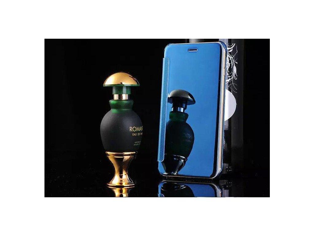 Puzdro pre iPhone 5/5S/SE - modré