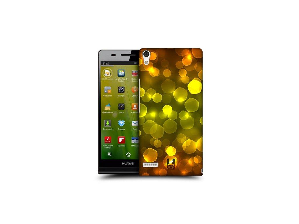 Plastový kryt (obal) pre Huawei P6 - s potlačou