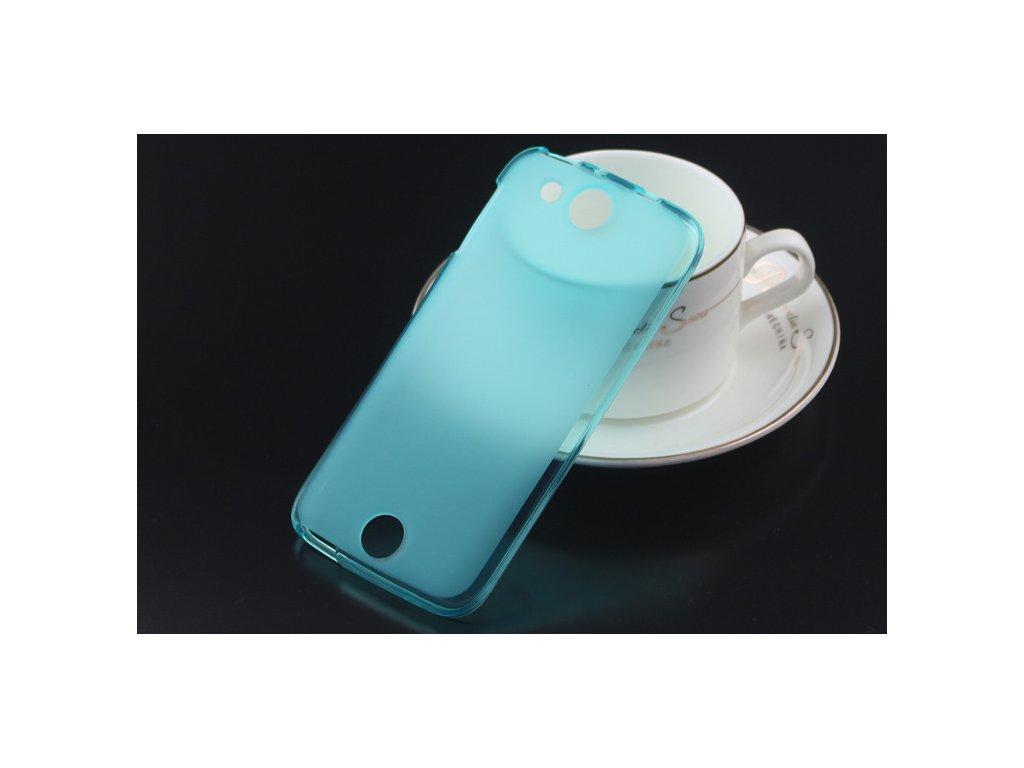 Siliónový kryt (obal) pre Acer Liquid Jade Z - blue (modrý)