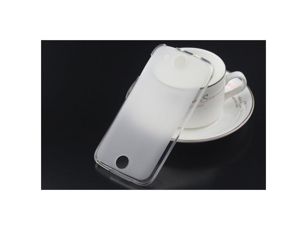 Siliónový kryt (obal) pre Acer Liquid Jade Z - white (biely)