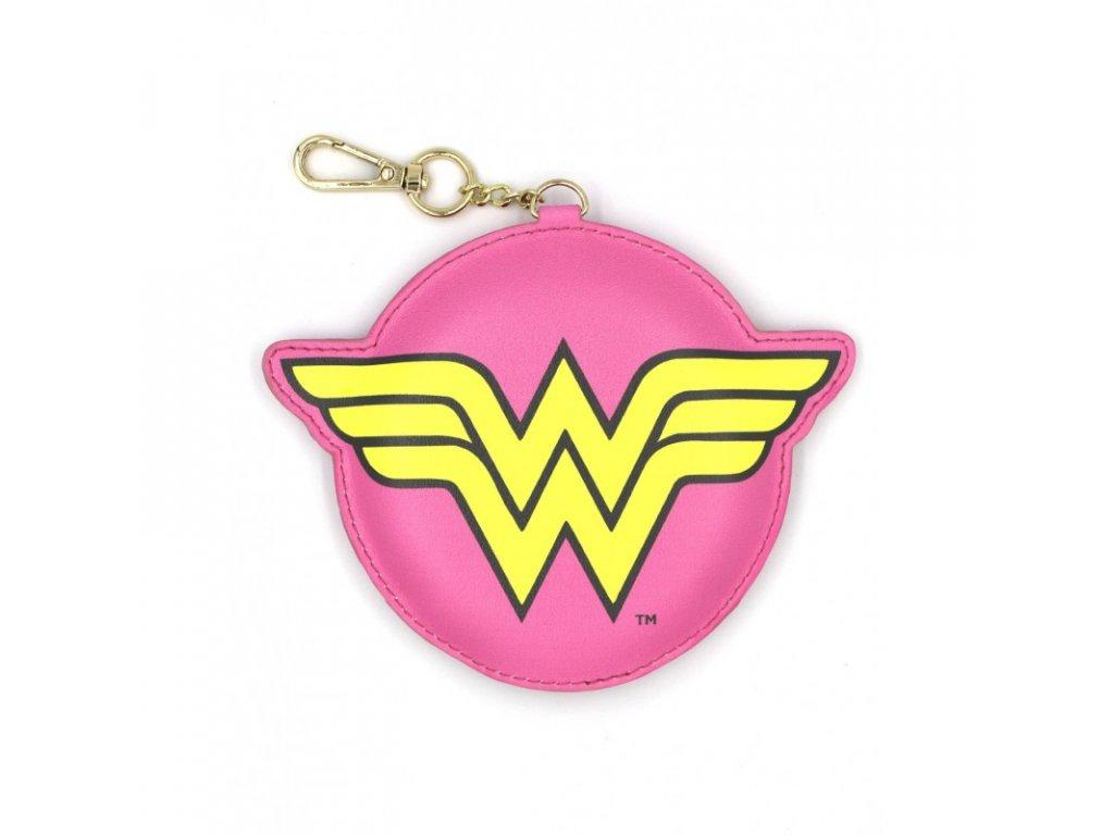 DC Comics Wonder Women Power Bank (2200mAh) - ružový