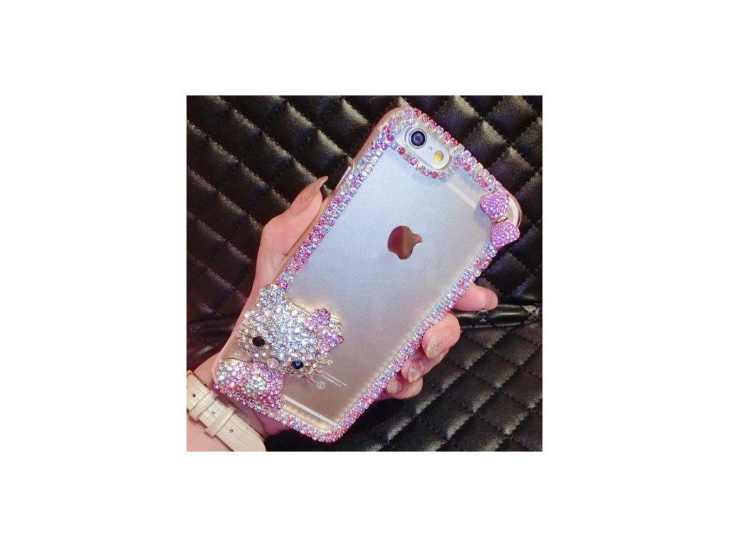 Plastový kryt (obal) pre iPhone 7/8/SE 2020 - kitty