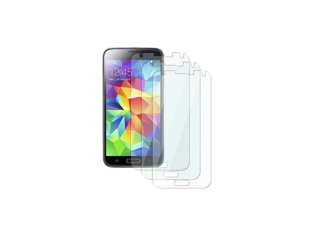 Ochranná fólia na Samsung Galaxy S5
