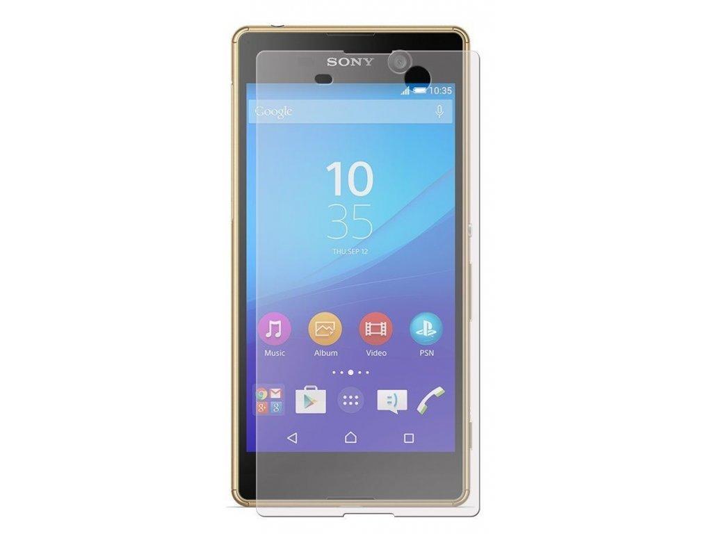 Ochranná fólia na Sony Xperia M