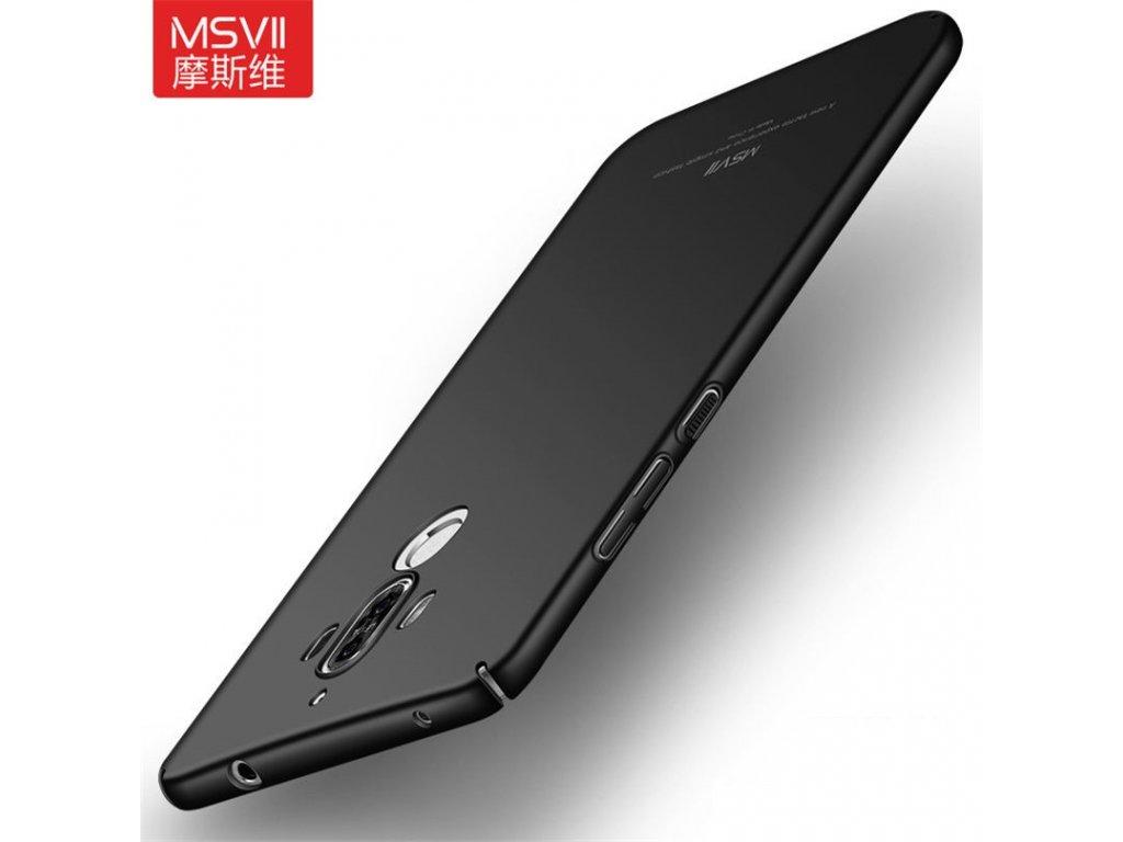 Plastový kryt (obal) pre Huawei Mate 9 - black (čierny)