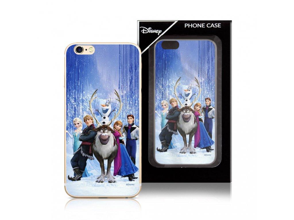 Disney Frozen zadný kryt (obal) pre iPhone 7/8/SE 2020 - farebný
