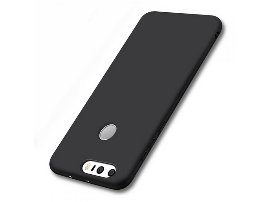 Silikónový kryt (obal) pre Huawei P9 Plus - black (čierny)