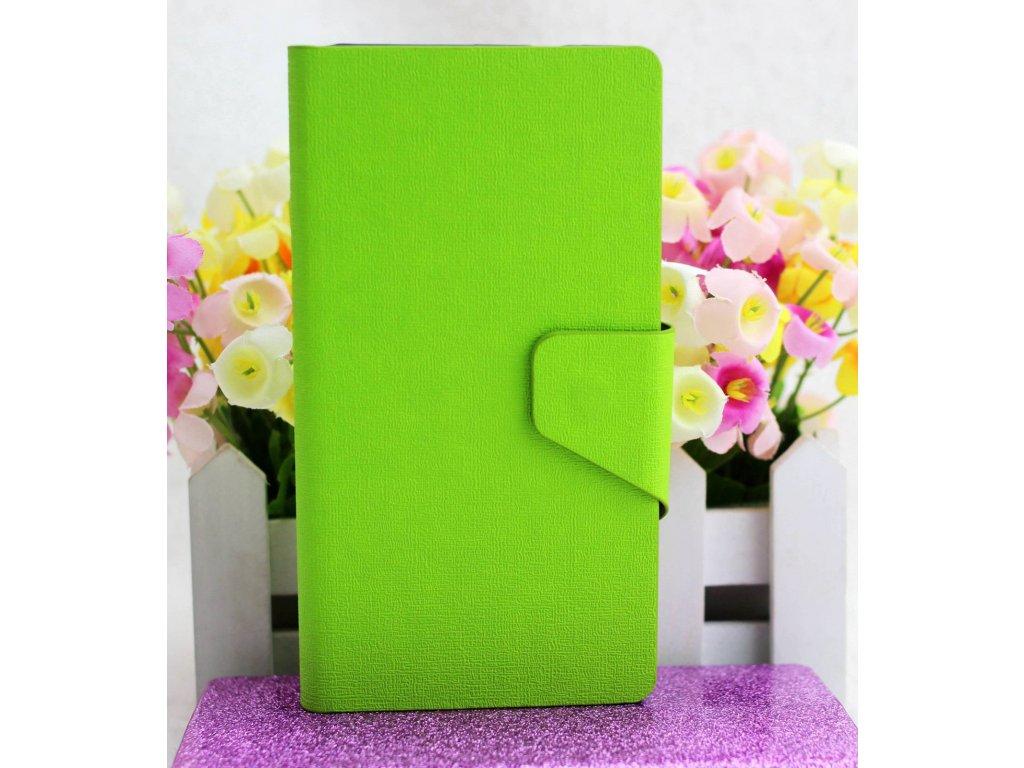 Flip Case (puzdro) pre Lenovo P90 - green (zelené)