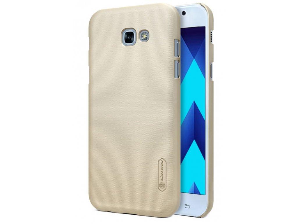 Nillkin plastový kryt (obal) pre Samsung Galaxy A5 2017 (A520F) - zlatý