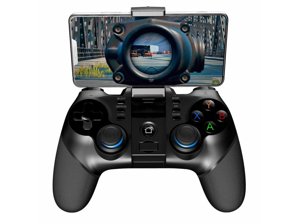 iPega PG-9156 Bluetooth Gamepad/herný ovládač - čierny 2
