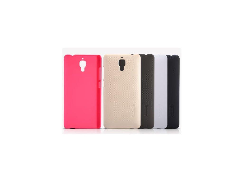 Nillkin plastový kryt (obal) pre Xiaomi Mi4 - black (čierny)
