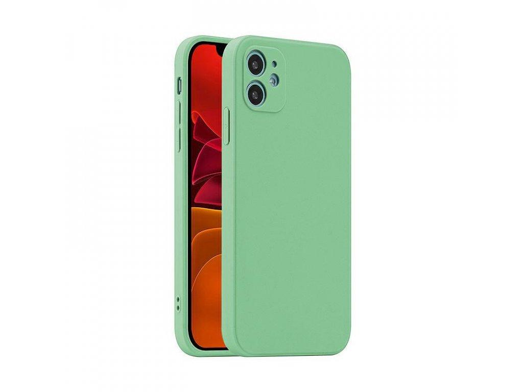 Fosca Case silikónový kryt (obal) pre Samsung Galaxy A52/A52 5G/A52s 5G - červený