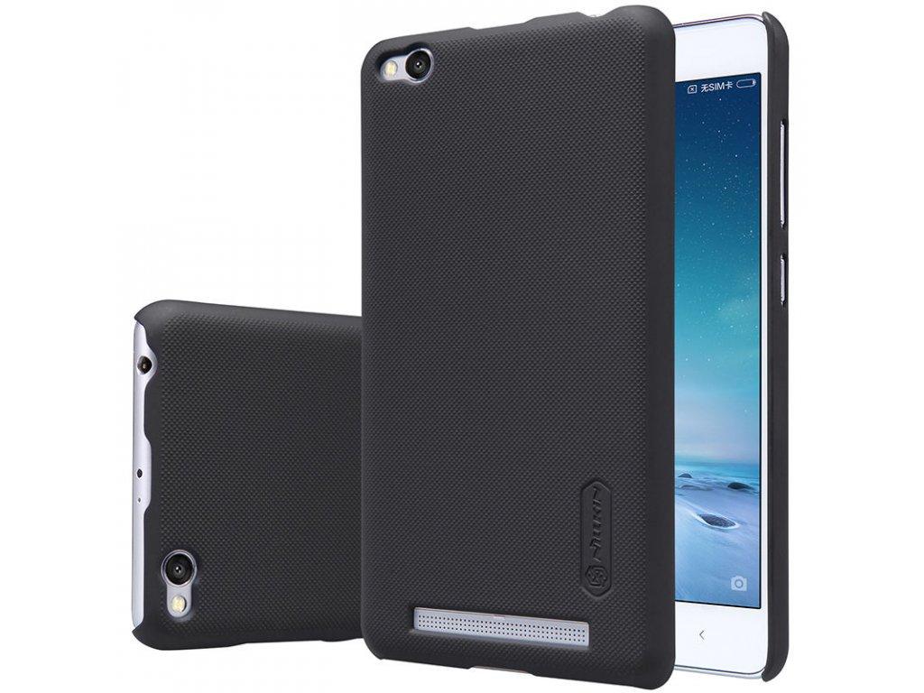 Nillkin plastový kryt (obal) pre Xiaomi Redmi 3 - black (čierny)