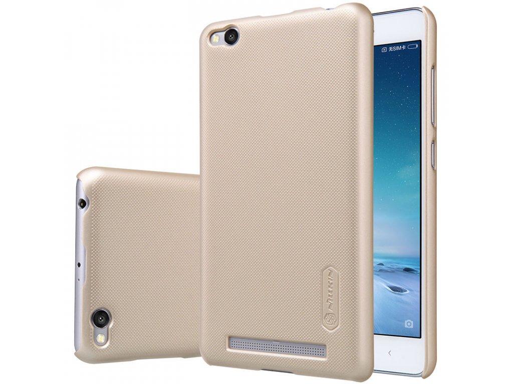 Nillkin plastový kryt (obal) pre Xiaomi Redmi 3 - gold (zlatý)