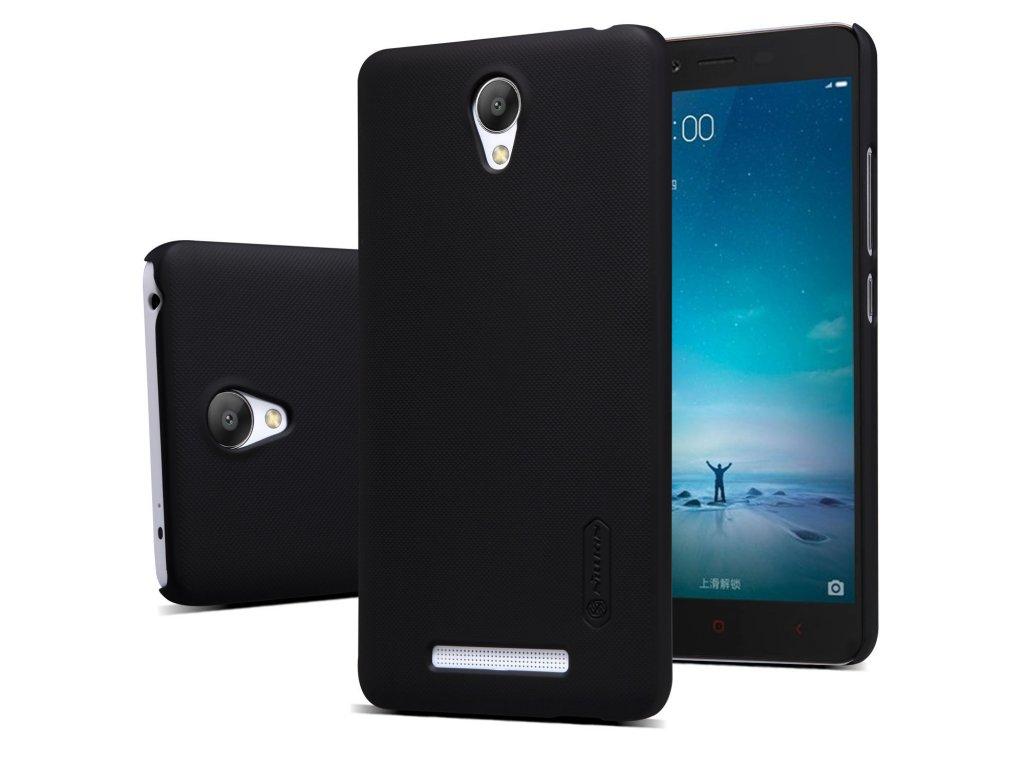 Nillkin plastový kryt (obal) pre Xiaomi Redmi Note 2 - black (čierny)