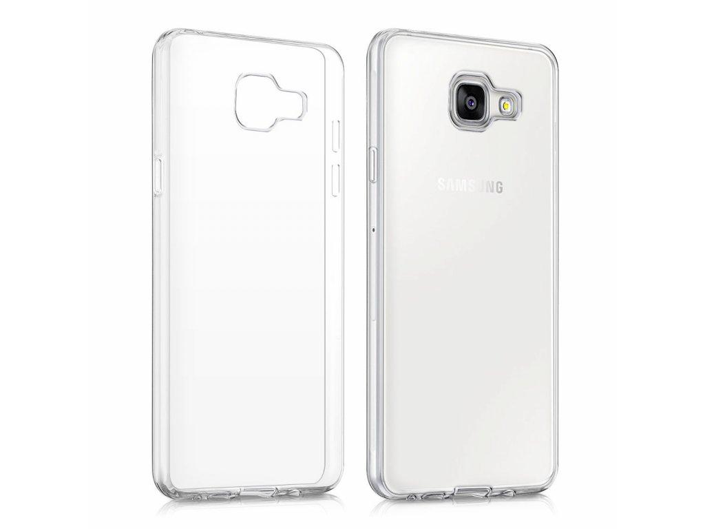 Silikónový kryt (obal) pre Samsung Galaxy A5 2017 (A520F) - priesvitný