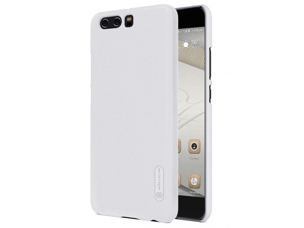 Plastový Nillkin kryt (obal) pre Huawei P10+ (Plus) - white (biely)