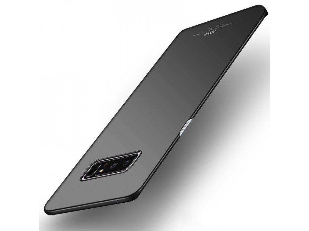 Plastový kryt pre Samsung Galaxy Note 8 (N950F) - čierny leský