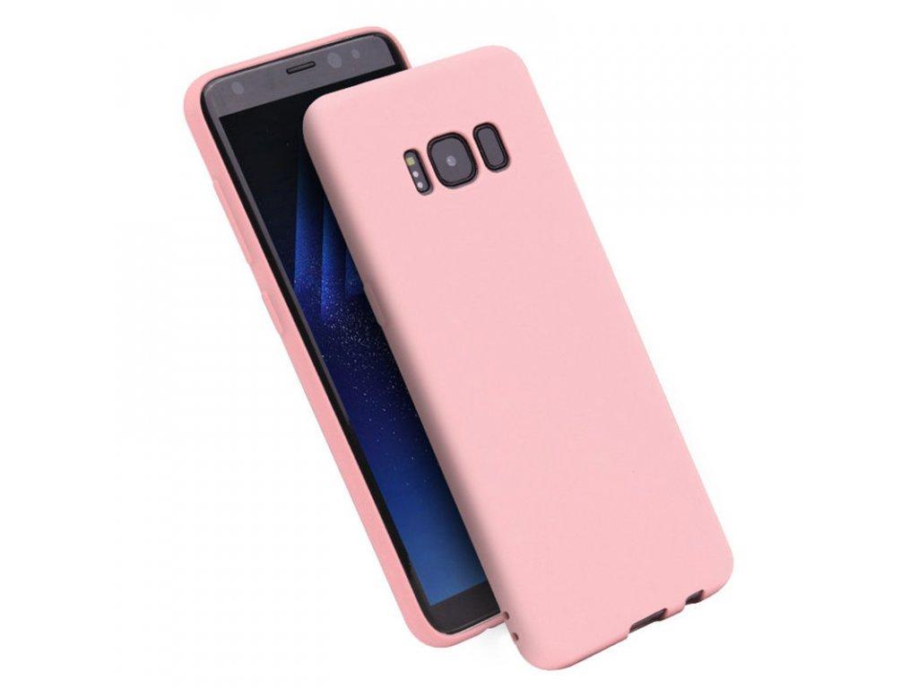 Silikónový kryt pre Samsung Galaxy Note 8 (N950F) - ružový