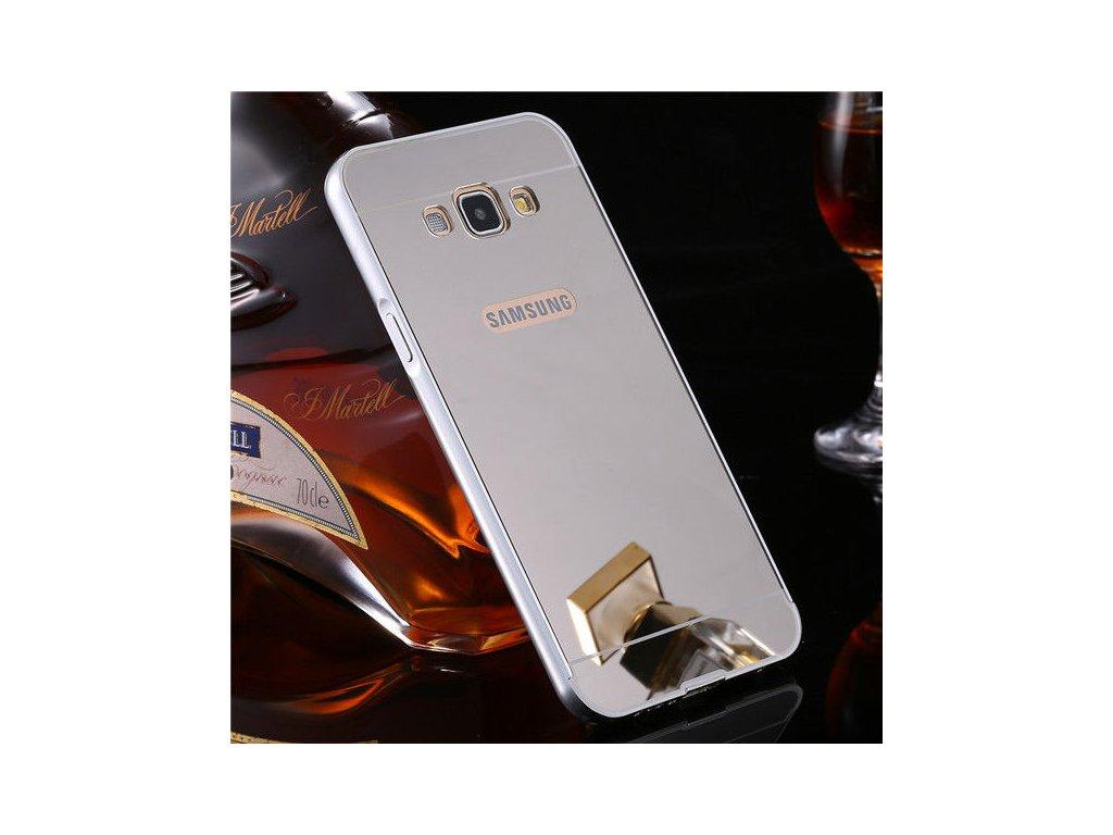 Hliníkový kryt pre Samsung Galaxy A5 (A500F) - strieborný  ee152216ad1
