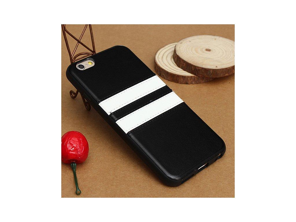 Zadný kryt (obal) pre Iphone 6/6S - black (čierny)