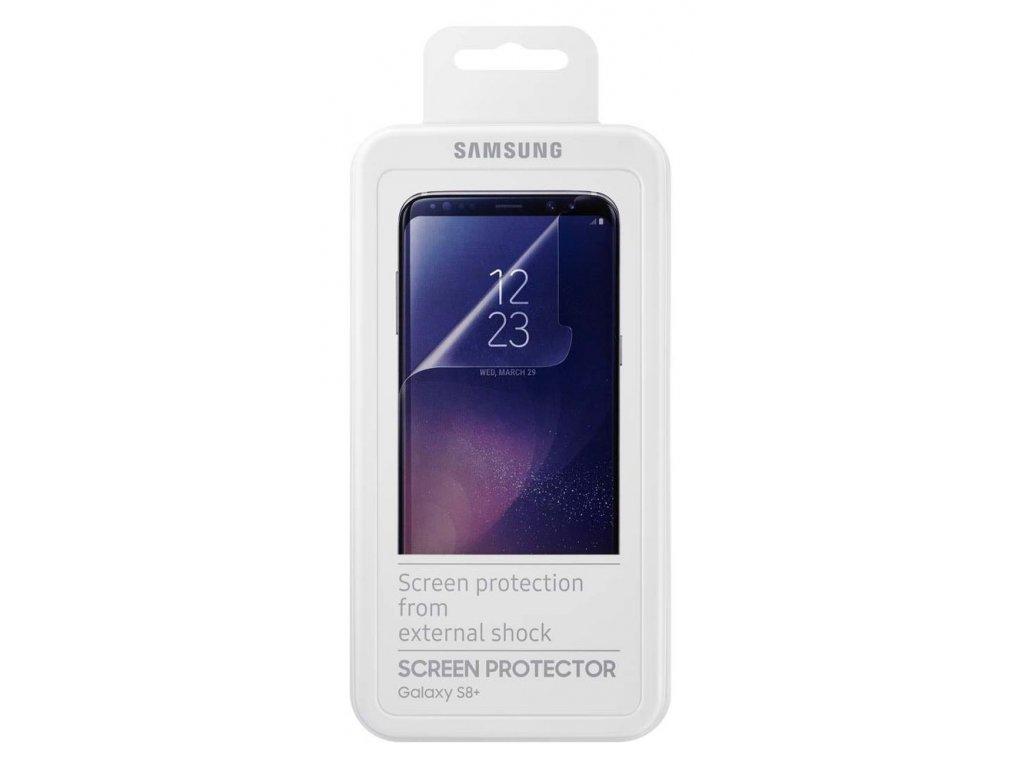 2 balenie originálnej Samsung tvrdenej fólie pre Samsung S8+ (PLUS)