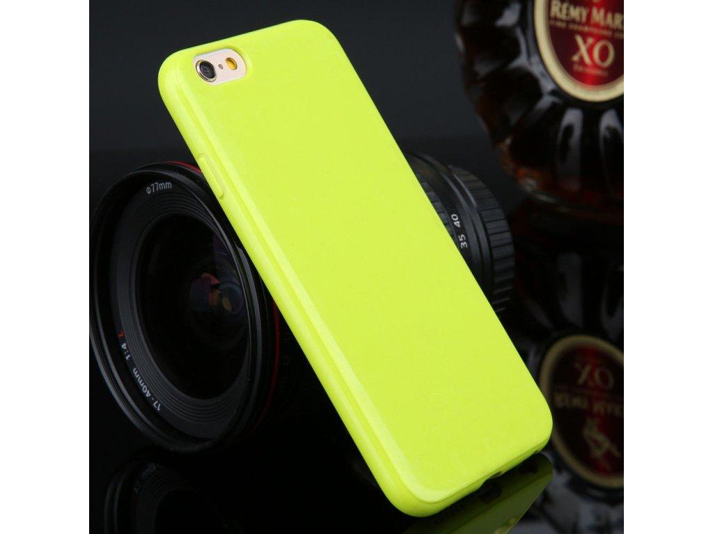 Silikónový obal na Samsung Galaxy S3 zelený