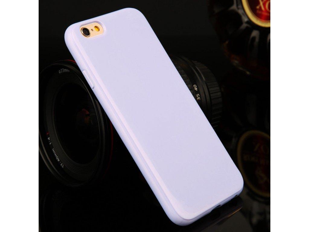 Silikónový kryt (obal) pre Iphone 4/4S - white (biely)