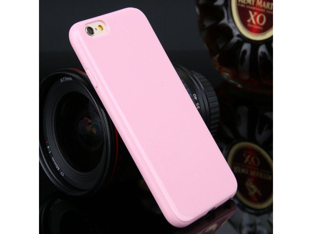 Silikónový kryt (obal) pre Sony Xperia M2 - pink (ružový)