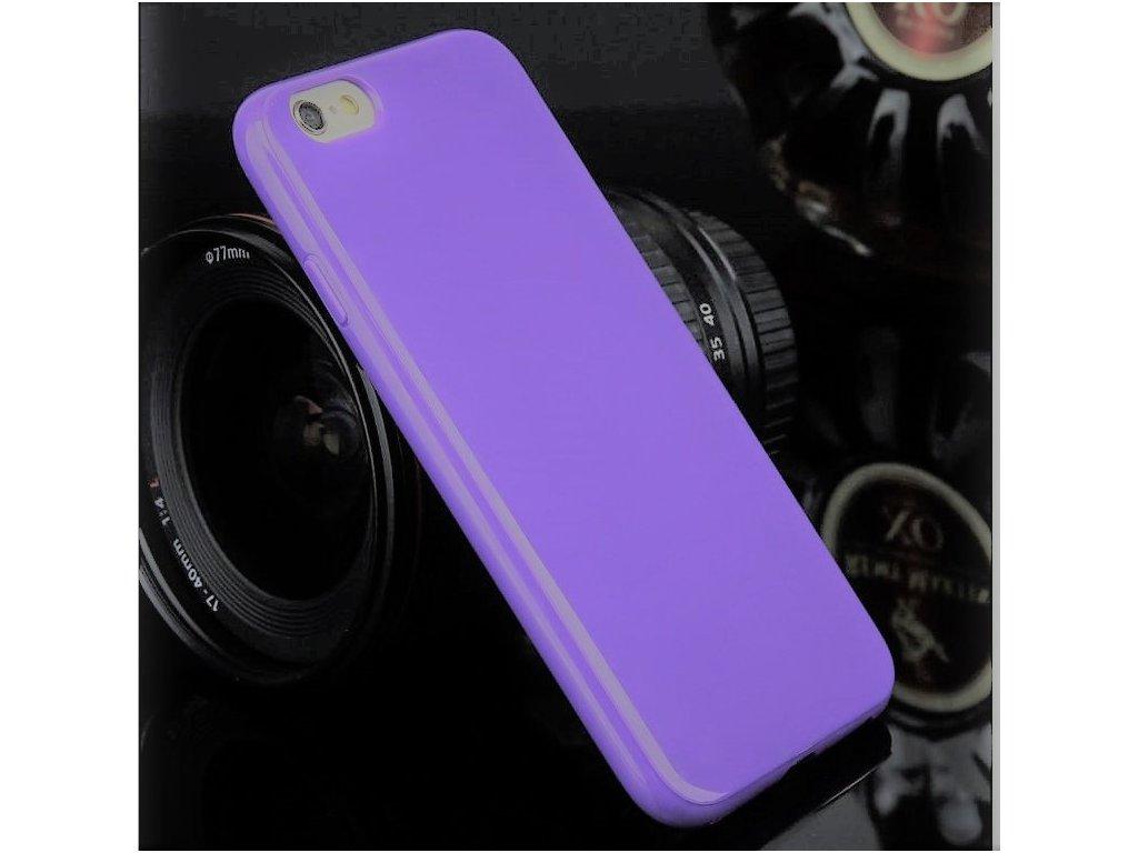 Silikónový obal na Sony Xperia SP fialový