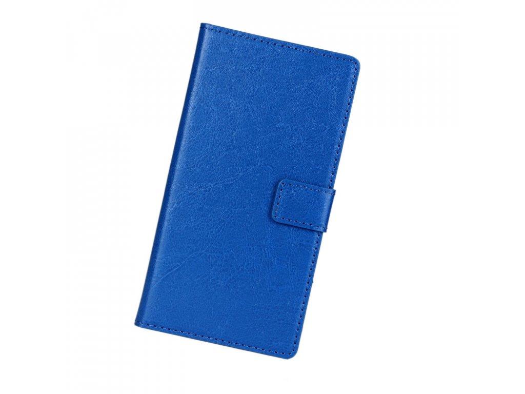 Flip Case (puzdro) pre Huawei P9 Lite 2017 - modré (blue)