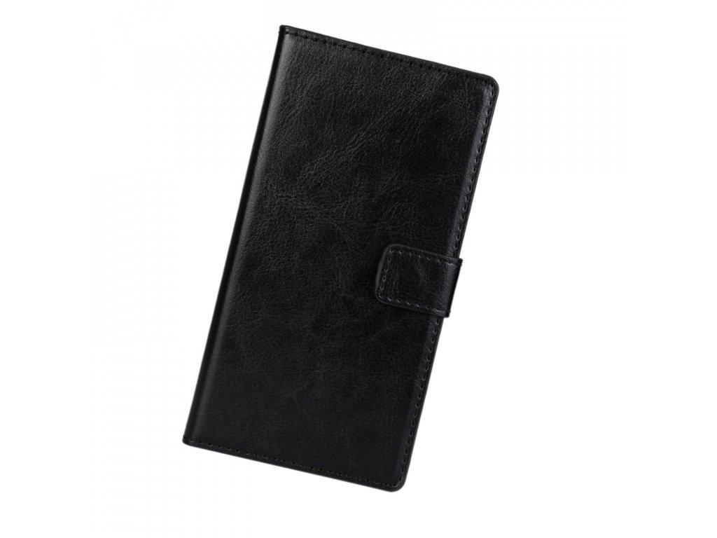 Flip Case (puzdro) pre Sony Xperia XA1 - čierne (black)