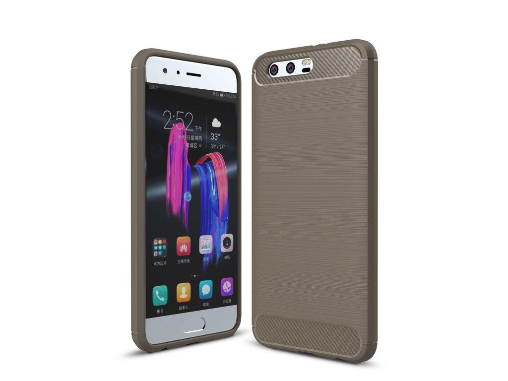 Silikónový kryt (obal) pre Huawei Honor 9 - šedý