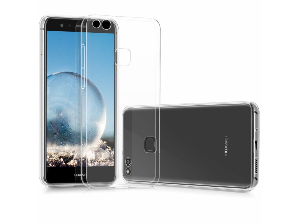 Silikónový kryt (obal) pre Huawei P10 Lite - clear (priesvitný)