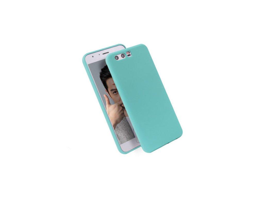 Silikónový kryt (obal) pre Huawei Honor 9 - tyrkys (tyrkysový)