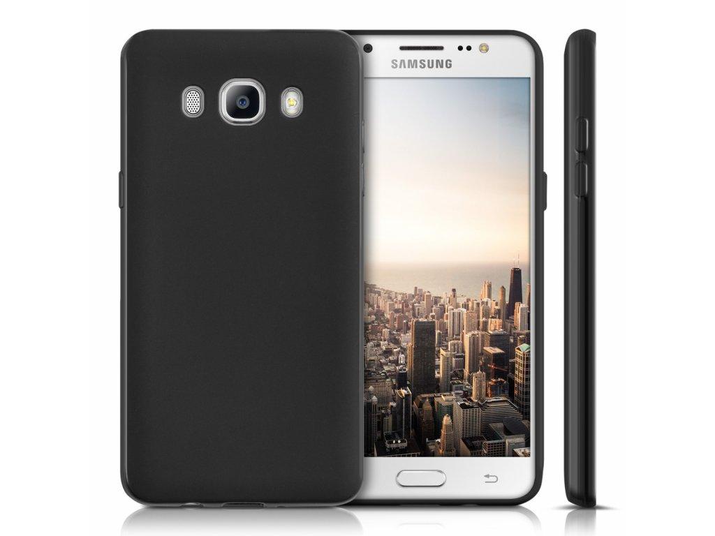 746019d4f Silikónový kryt (obal) pre Samsung Galaxy J5 2016 (J510F) - čierny