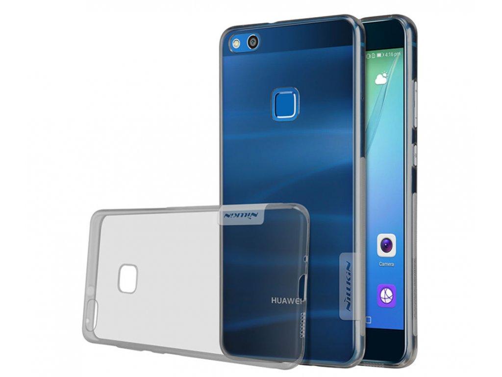 Silikónový Nillkin kryt (obal) pre Huawei P10 Lite - šedý