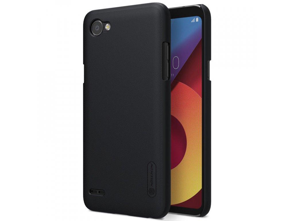 Nillkin plastový kryt (obal) pre LG Q6  - black (čierny)