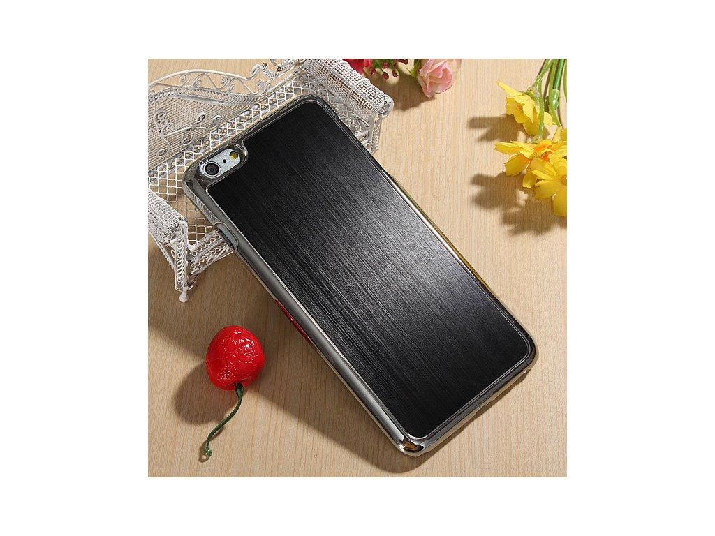 iPhone 6+ 6S+ - hliníkový kryt (obal) - black (čierny)  396dd33812d