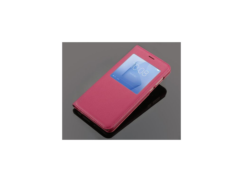 Flip Case (puzdro) pre Honor 8 - ružové